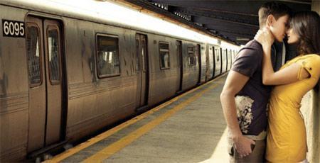 seduire dans metro